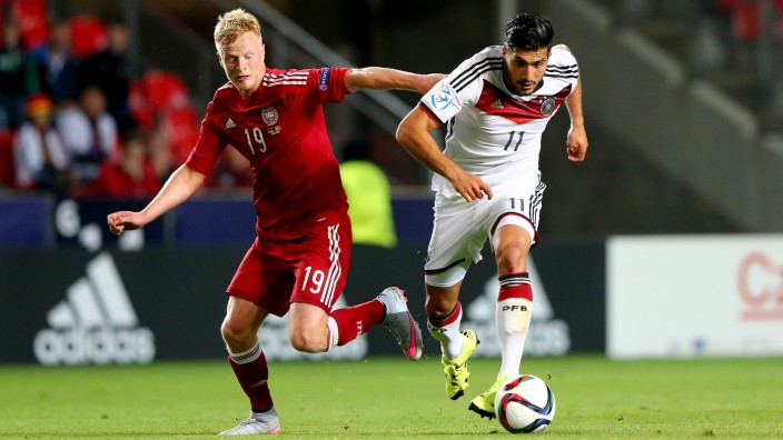 Germany v Denmark - UEFA Under21 European Championship 2015