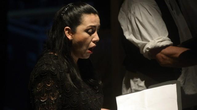 Konzert: Auf Betreiben der Sopranistin Elenie Ioannidou, die selbst als Solistin auftrat, wurde Musik des Deutsch-Italieners zu Gehör gebracht.