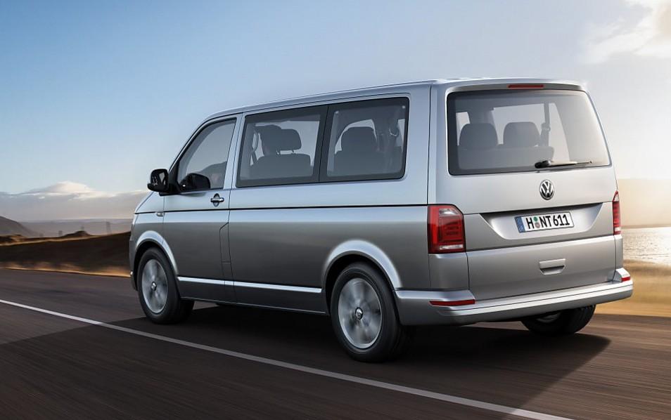 Der neue VW T6 Multivan