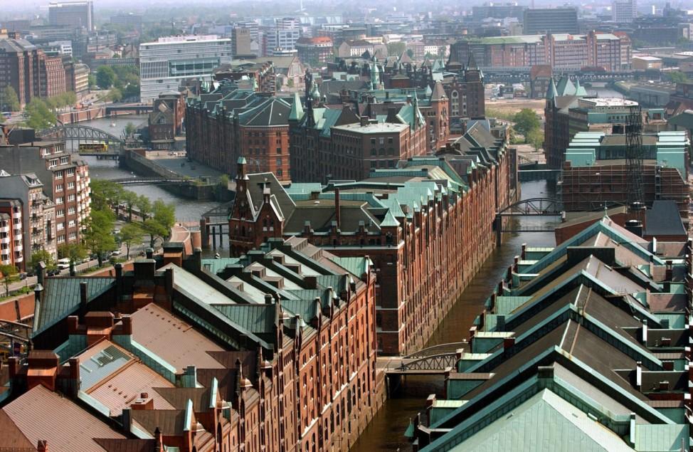 Speicherstadt in Hamburg soll Weltkulturerbe werden
