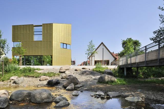 "Architektouren 2015 - Projekt 211, Zentrum ""Lebendiges Litzendorf"", Litzendorf/Oberfranken"