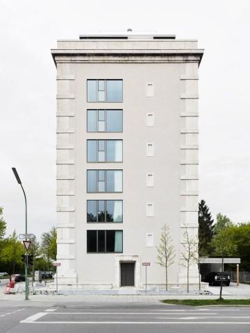 Architektouren 2015 - Projekt 10, Hochbunker - Licht ins Dunkel, München-Schwabing