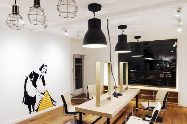 Architektouren 2015 - Projekt 59, Friseursalon Franciscki, Altötting