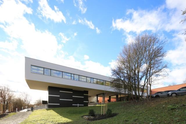 Architektouren 2015 - Projekt 273, Erweiterungsneubau Stiftungskrankenhaus, Nördlingen