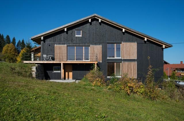 Architektouren 2015 - Projekt 62, Sanierung und Umbau eines 250 Jahre alten Bauernhauses, Immenstadt i. Allgäu