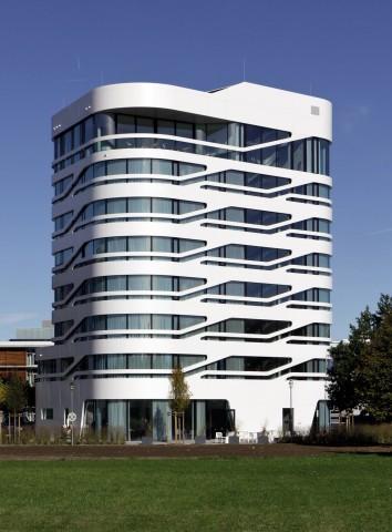 Architektouren 2015 - Projekt 101, IZB Residence CAMPUS AT HOME - Hotel, Planegg - OT Martinsried
