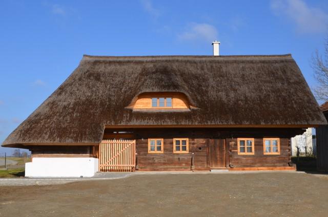 """Architektouren 2015 - Projekt 128, Sanierung eines """"Taglöhnerhauses"""", Moos - OT Langenisarhofen"""