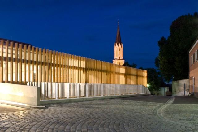 Architektouren 2015 - Projekt 118 Parkgarage Bürg, Vilshofen a.d. Donau