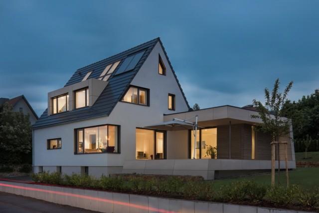 Architektouren 2015 - Projekt 251 Um- und Anbau Wohnhaus Wukowojac, Mellrichstadt