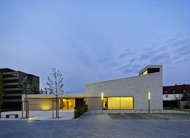 Architektouren 2015 - Projekt 232, Neuapostolische Kirche, Bamberg