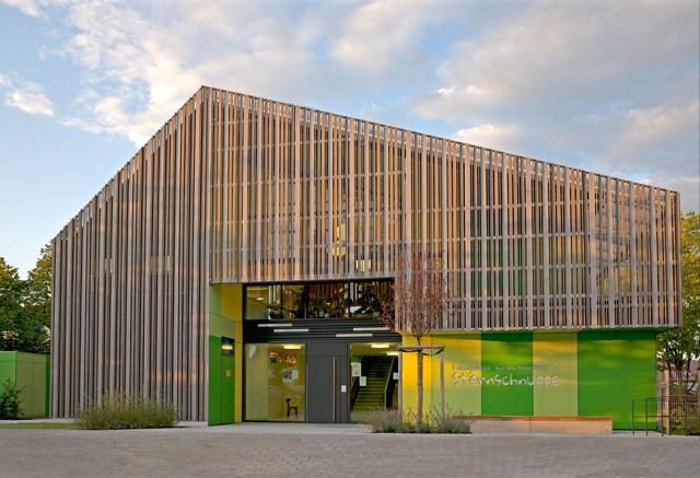Architektouren 2015 - Projekt 204, KiTa Sternschnuppe, Zirndorf