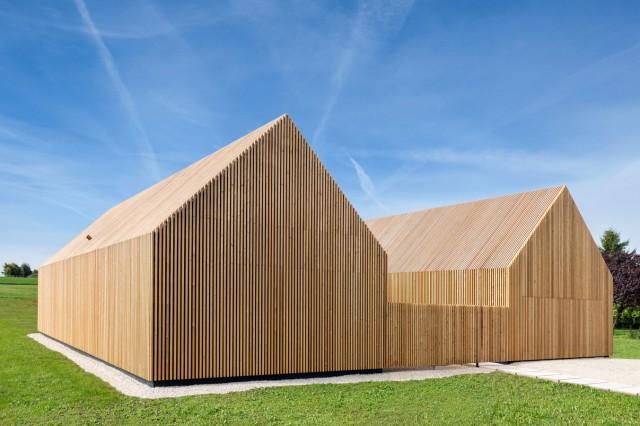 Architektouren 2015 - Projekt 164, Wohnhaus aus Holz, Neumarkt i.d.Oberpfalz