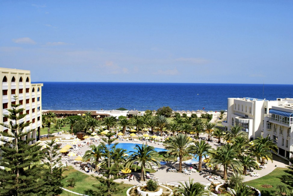 "Anschlag in Tunesien - Riu-Hotel ´Imperial Marhaba"" in Sousse"