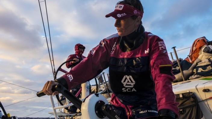 Volvo Ocean Race 2014-2015 - Leg 4; Ehler