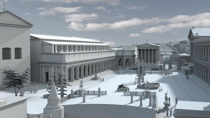 Digitales Forum Romanum