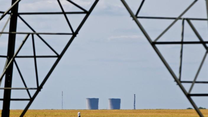Deutschlands ältester Atomreaktor Grafenrheinfeld vom Netz