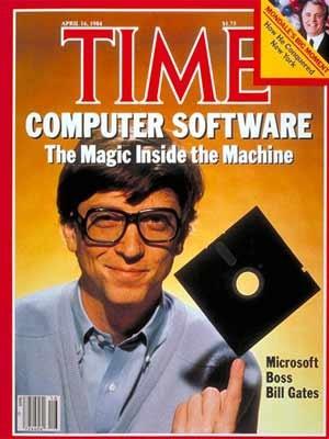 Bill Gates lustige letzte Worte Gags für die Gruft