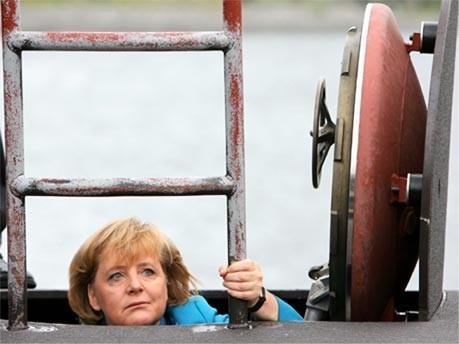 U-Boot Merkel lustige letzte Worte Gags für die Gruft