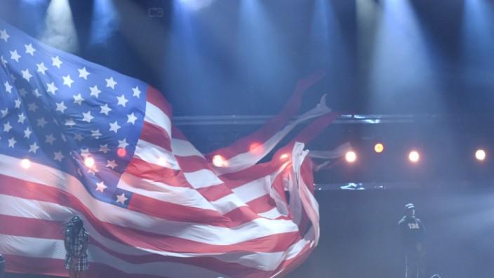 Kendrick Lamar bei den BET Awards in Los Angeles.
