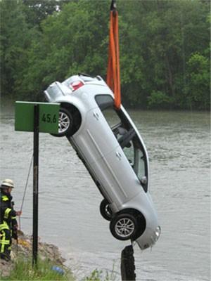Auto Fluss
