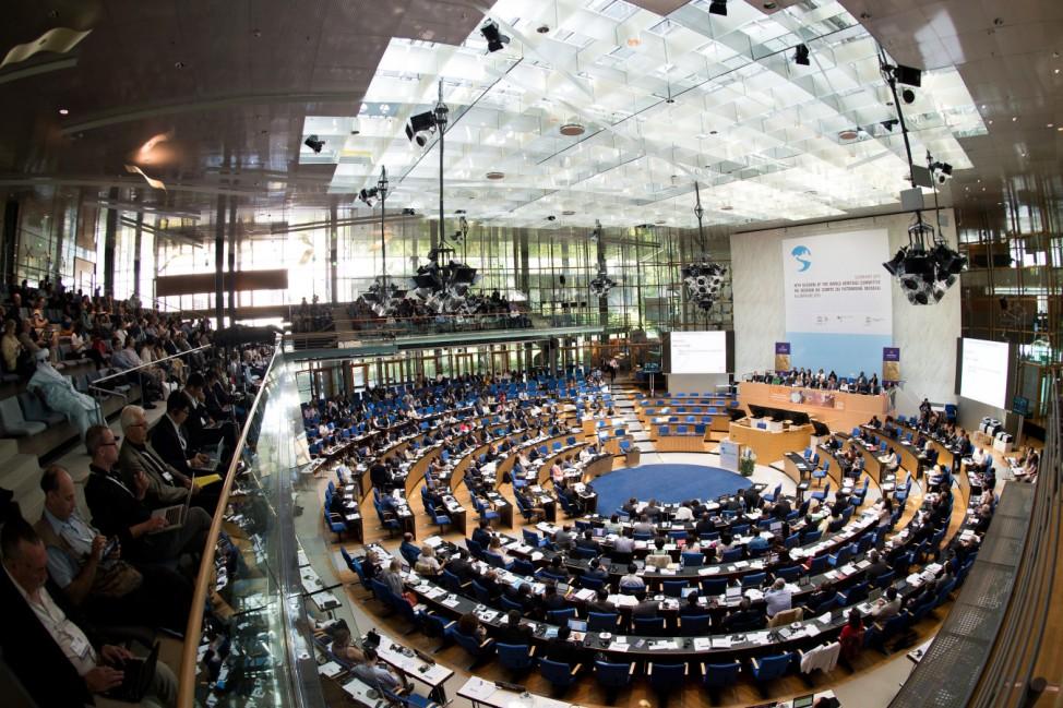 Tagung des Unesco-Welterbekomitees