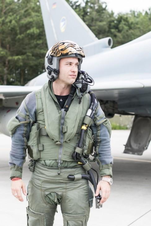 Martin Zielinski Kampfjetpilot