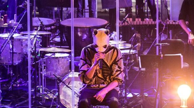 MTV Unplugged mit Cro in Ludwigsburg