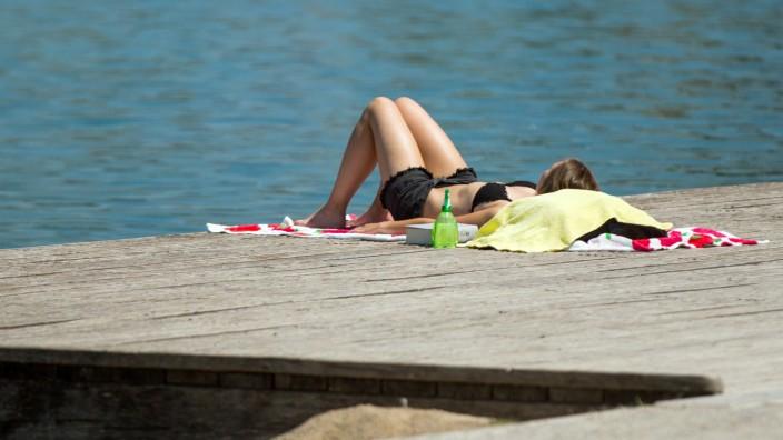 Sommerwetter in NRW