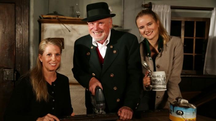 Neues Domizil der Iberl-Bühne in München, 2014