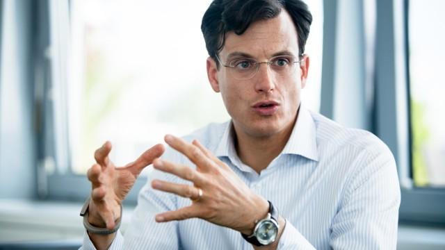 Philipp Freise, stellvertretender Aufsichtsratchef Pro7