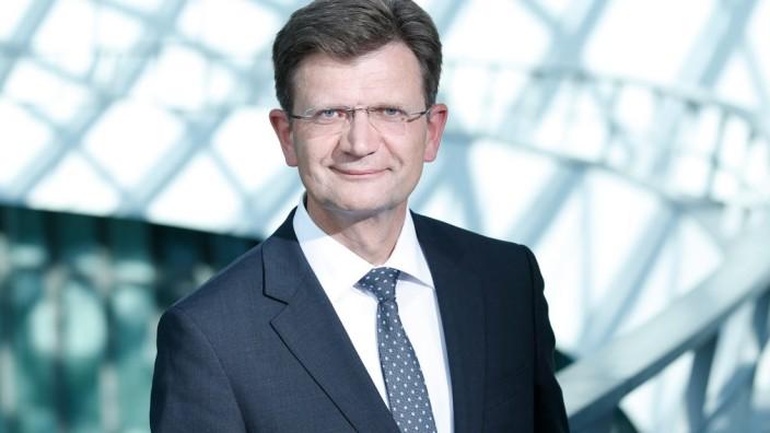 BMW-Entwicklungsvorstand Klaus Fröhlich
