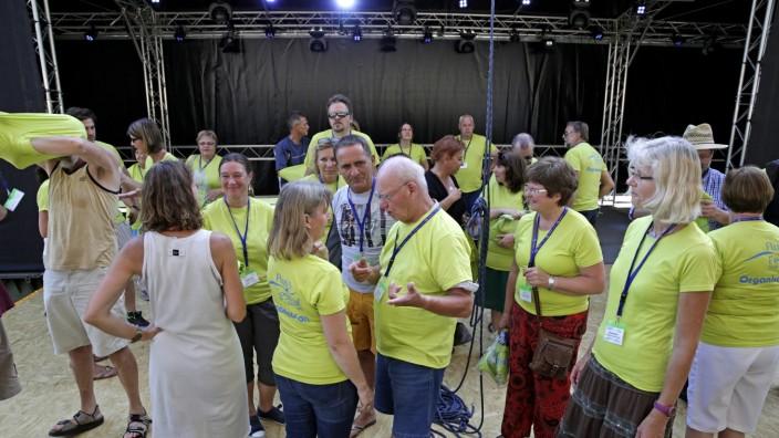 2. Flussfestival Wolfratshausen 2015