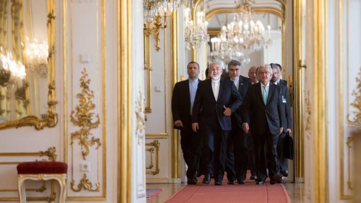 Iran nuclear talks in Vienna