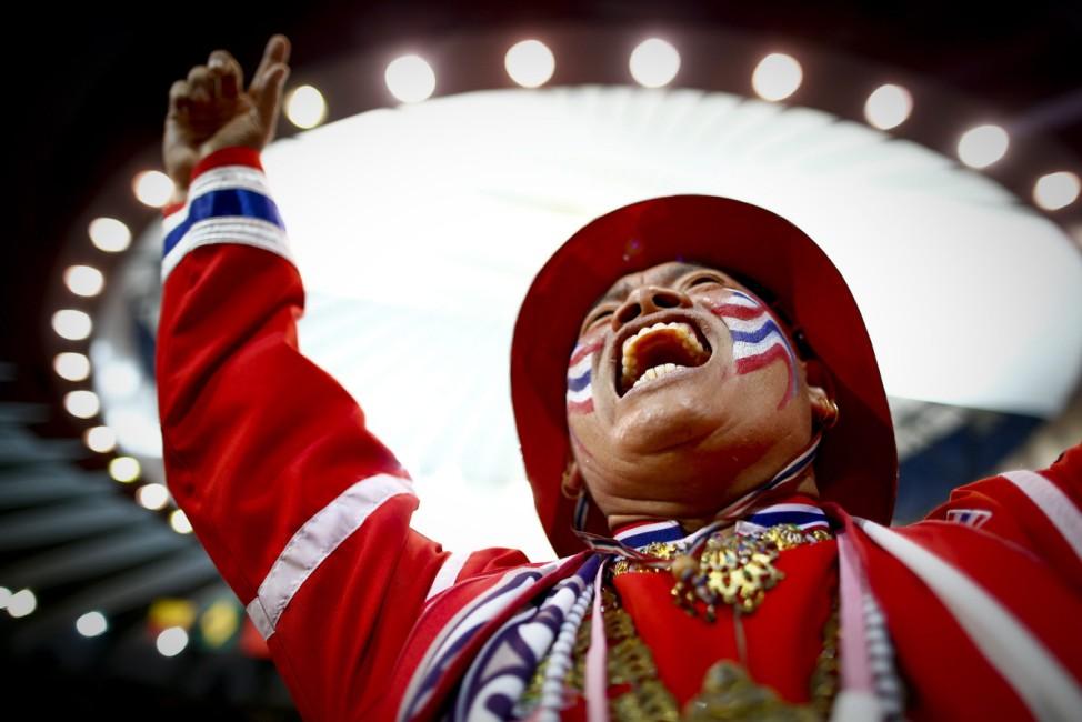 Thailand vs Serbia