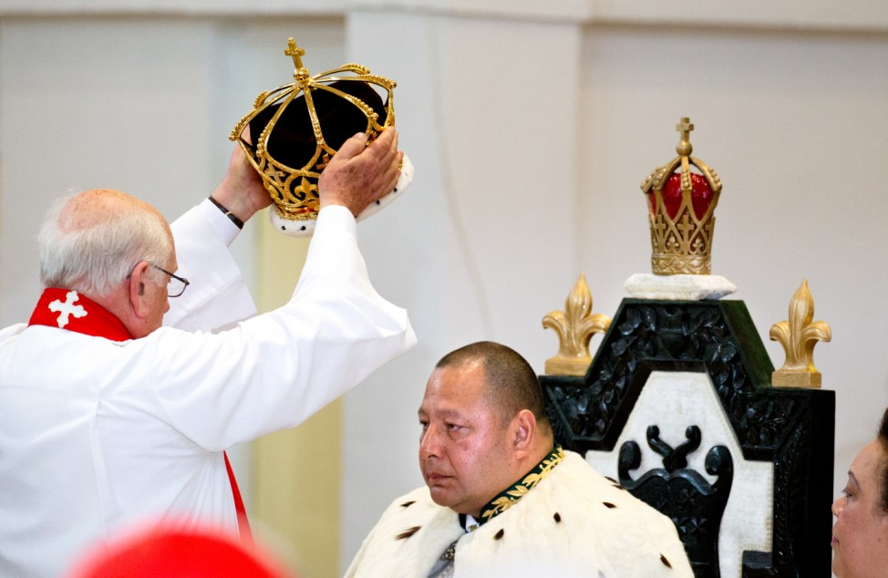 Tonga Marks Coronation Of King Tupou VI