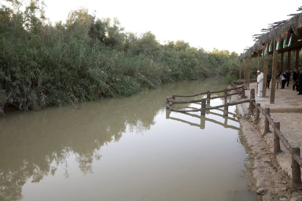 Baptism Site listed on UNESCO's World Heritage List