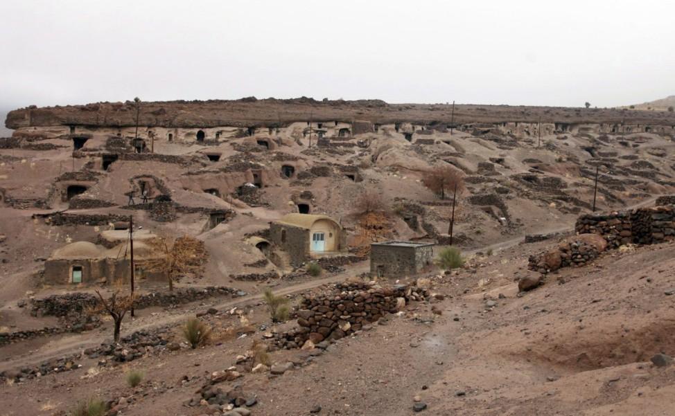 Iran Meymand UNESCO World Heritage