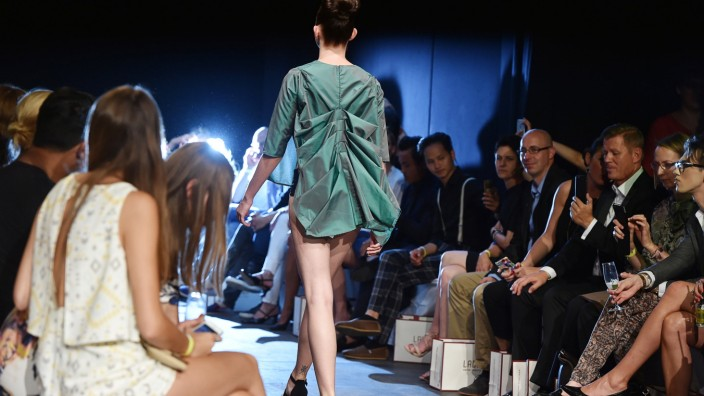 Modewoche Berlin - Kauffeld & Jahn Couture Show