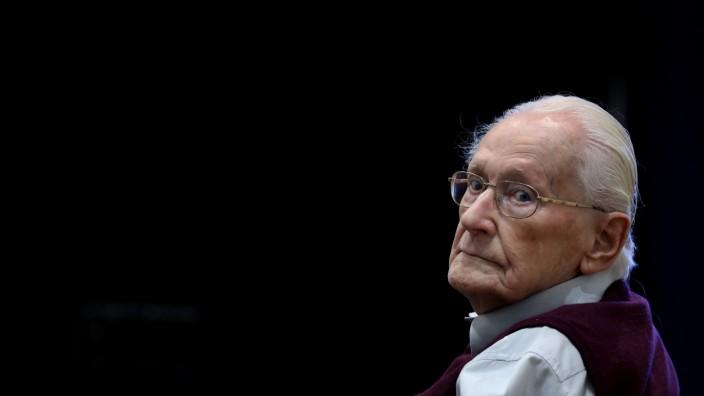 Auschwitz-Prozess in Lüneburg