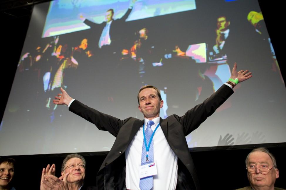 'Alternative fuer Deutschland' New Political Party Launch