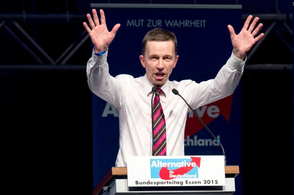 Bundesparteitag der Alternative für Deutschland (AfD)