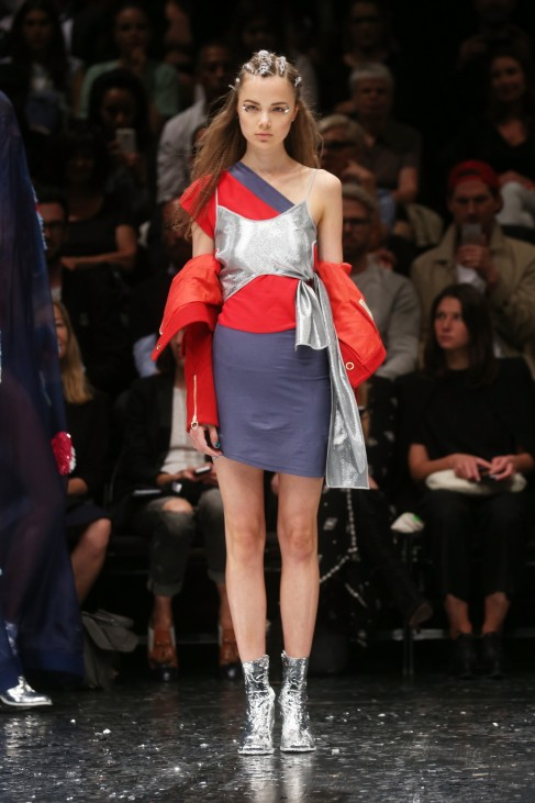Bobby Kolade Show - Mercedes-Benz Fashion Week Berlin Spring/Summer 2016