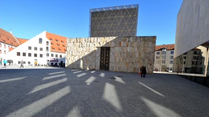 Jüdisches Museum und Synagoge in München, 2014