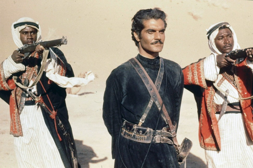 Actor OMAR SHARIF who starred in Lawrence of Arabia and Doctor Zhivago in the 1960s has been diagn
