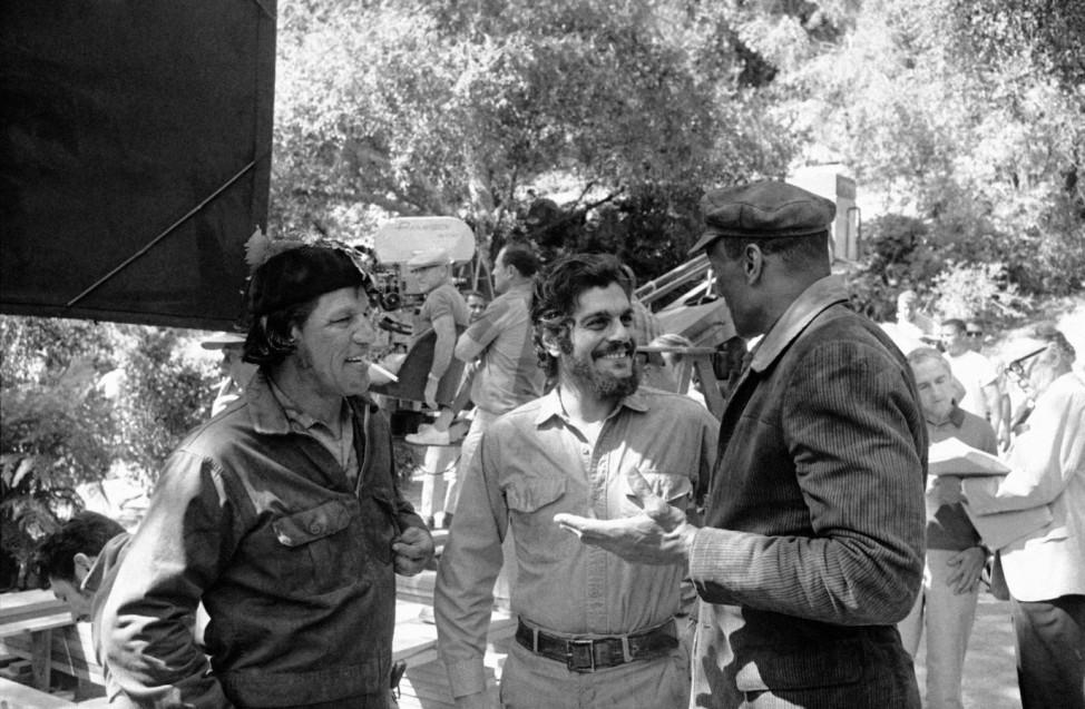 Omar  Sharif, Rudy Diaz, Woody Strode