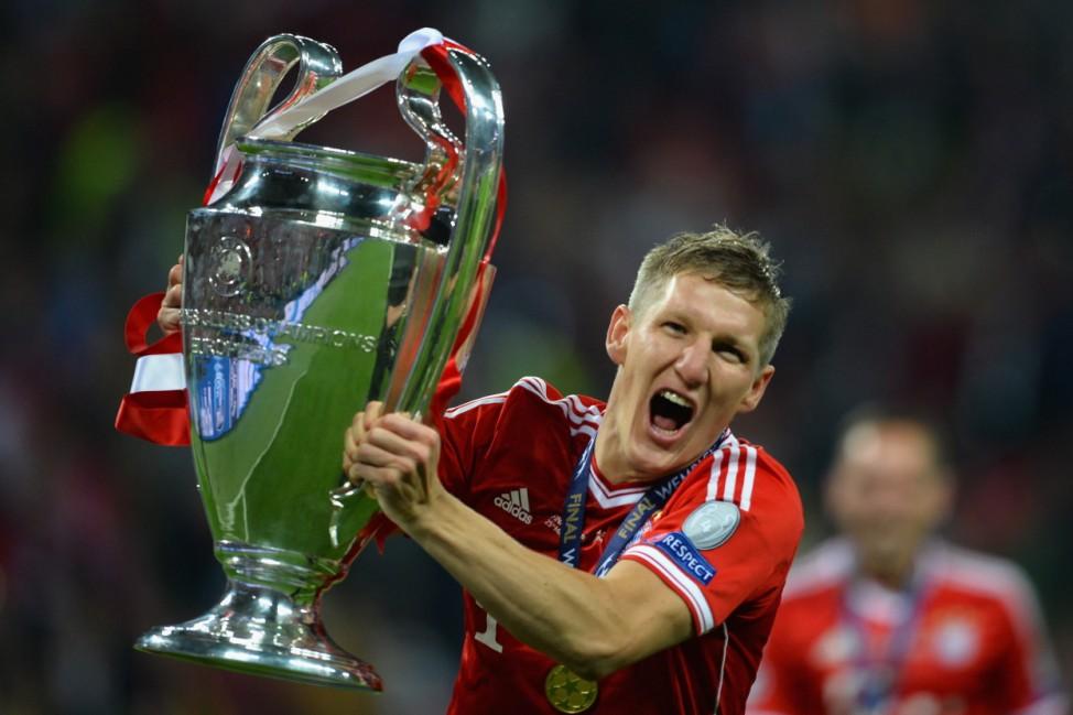 Borussia Dortmund v FC Bayern Muenchen - UEFA Champions League Final; schweinsteiger
