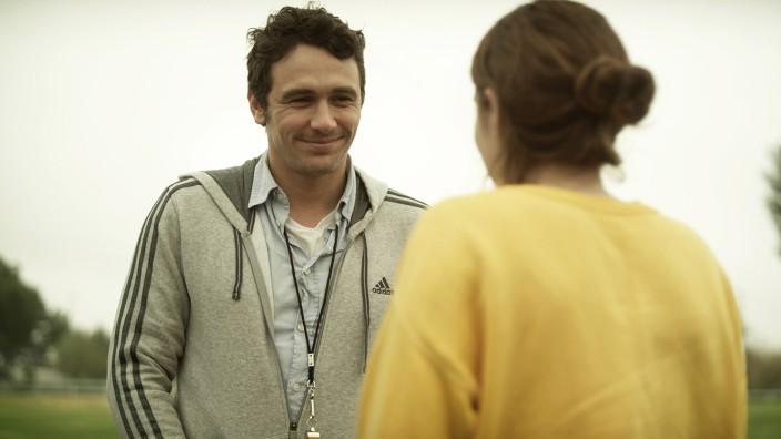 """James Franco in """"Palo Alto"""""""