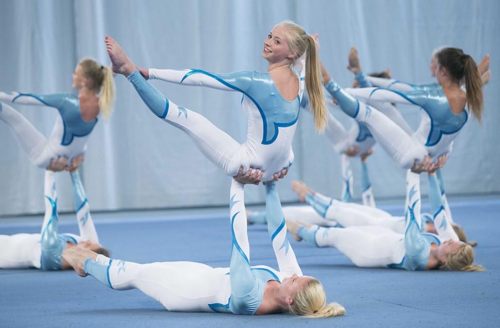 The 15th World Gymnaestrada 2015 in Helsinki