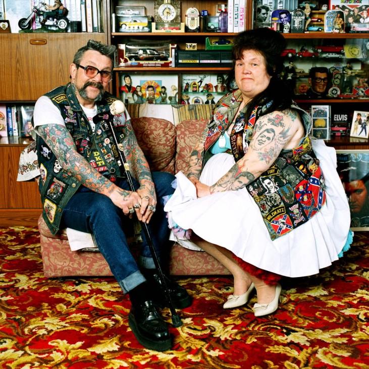 Mick und Peggy