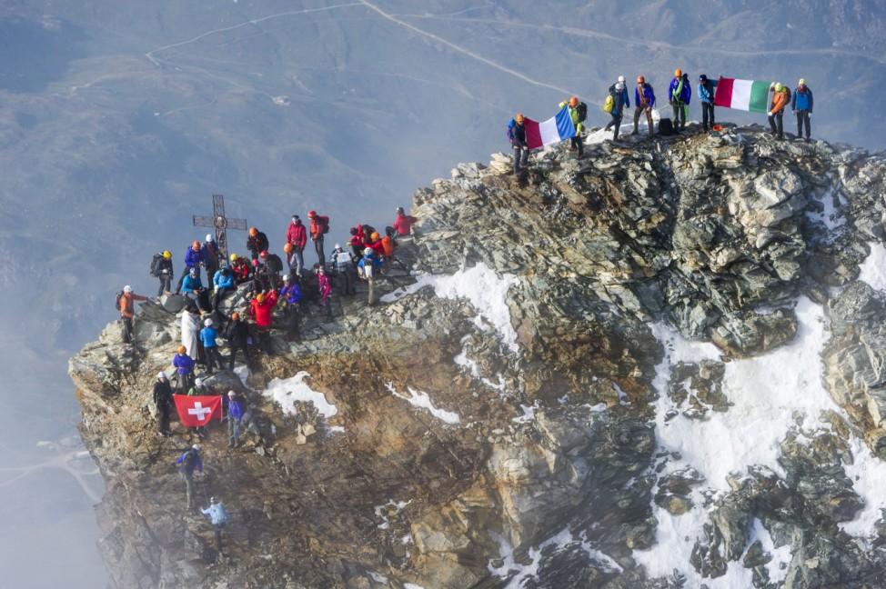 150 Years First Ascent of the Matterhorn